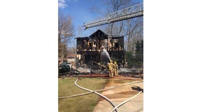 Kentucky Avenue fire