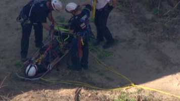 In 2011, the team responded to six calls for service that involved technical rope operations.