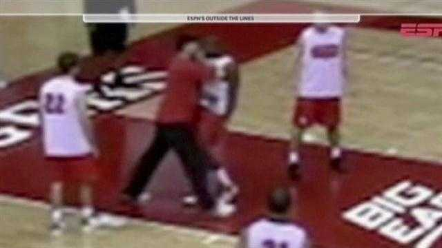 The video released from the Rutgers University basketball program made us all cringe in disbelief and shock at the behavior being displayed.