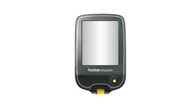 FreeStyle InsuLinx glucose meter