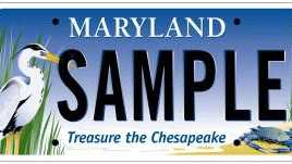 Chesapeake Bay plate (small)