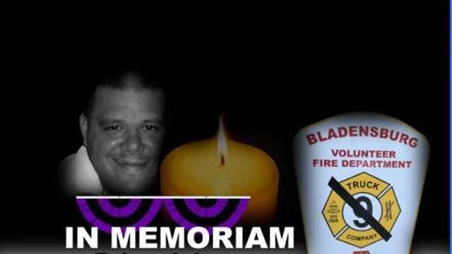 Brian Johnson memorial photo