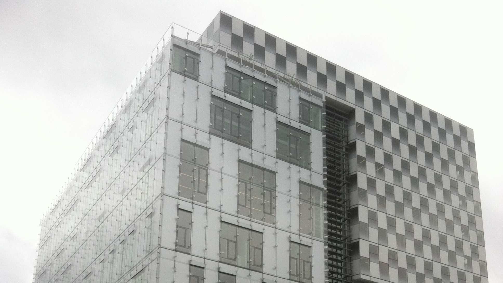 UB law school building