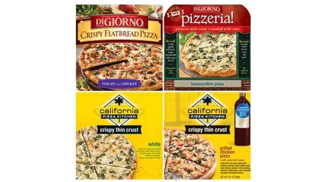 recalled pizza