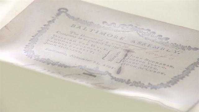 Stolen historic documents returned to Baltimore