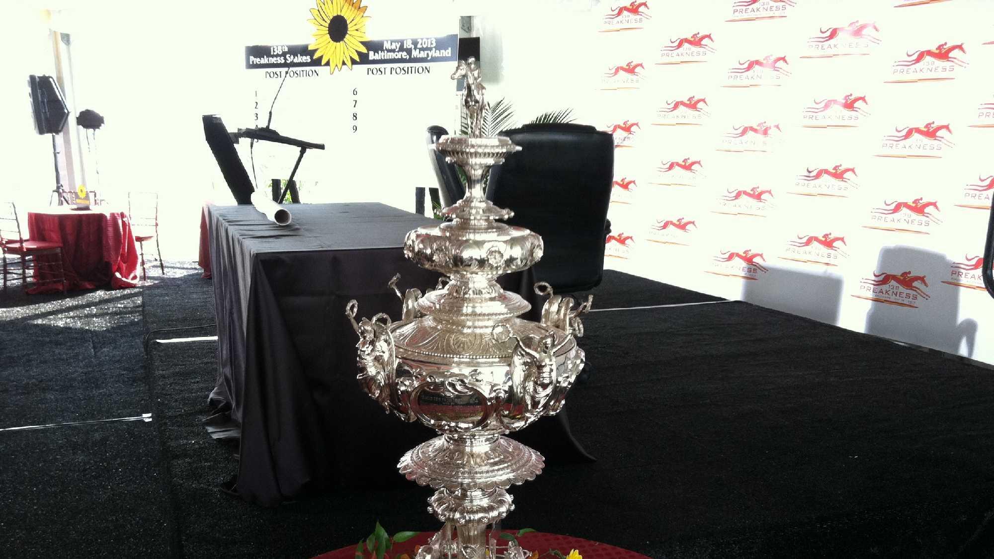 The Woodlawn Vase