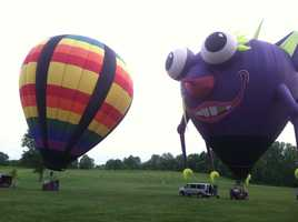 Turf Valley Hot Air Balloon Festival: Check out the balloons starting at 4 p.m. Thursday and throughout Preakness weekend.