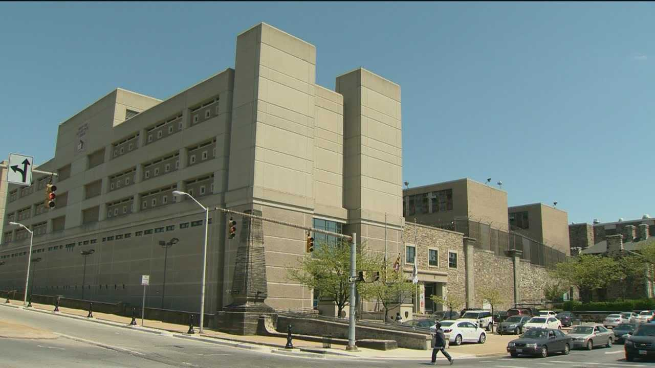 Report Baltimore jail complex 2nd in sexual contact