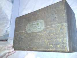 Elizabeth Patterson Bonaparte went by many version of her name. Here's one that was engraved on a wooden accessory-type box.