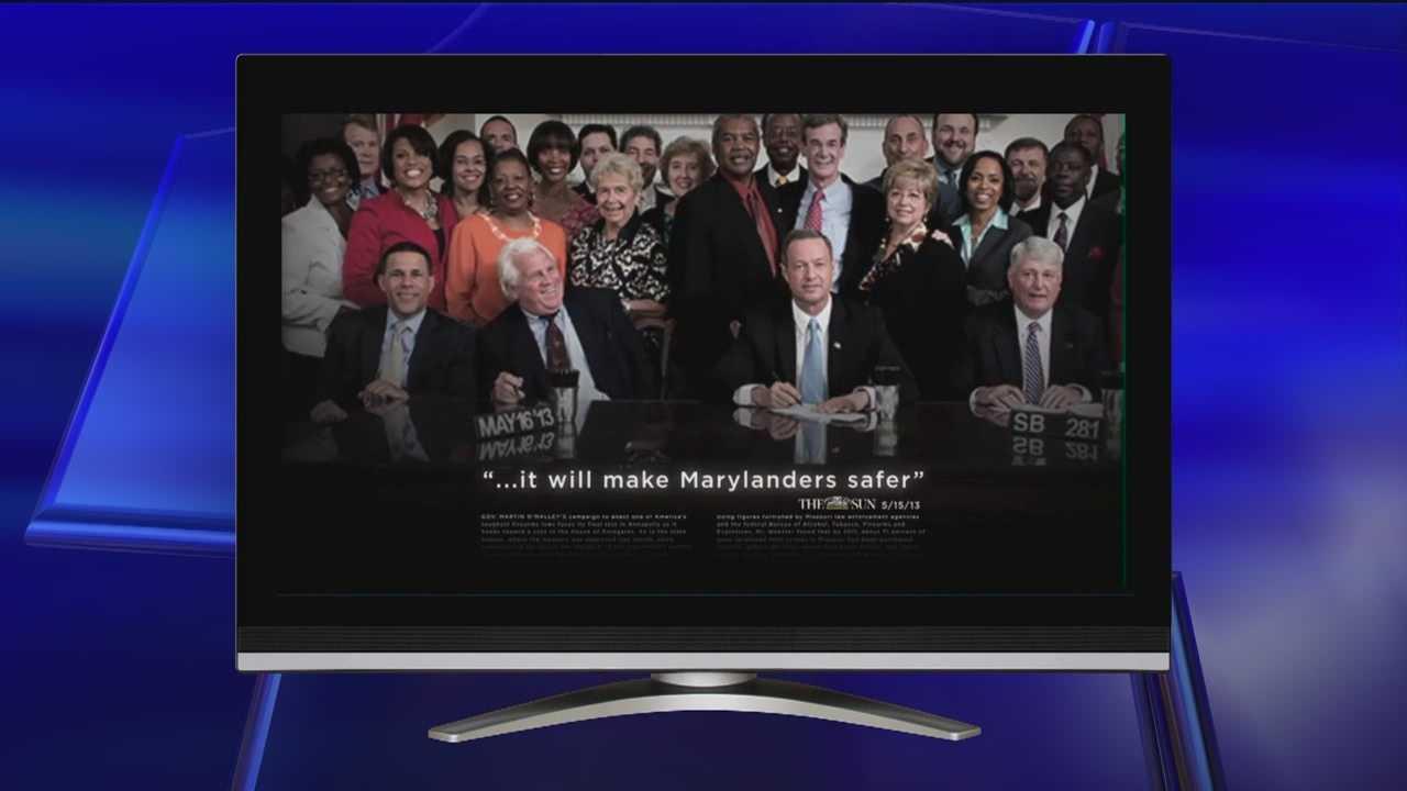 Gun control activists run TV ad to push new law