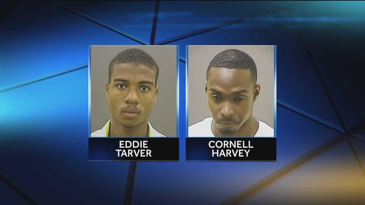 2 arrested in fatal shooting of 1-year-old child