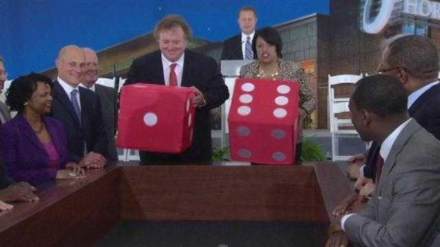 Baltimore Horseshoe Casino rolls dice on new facilty