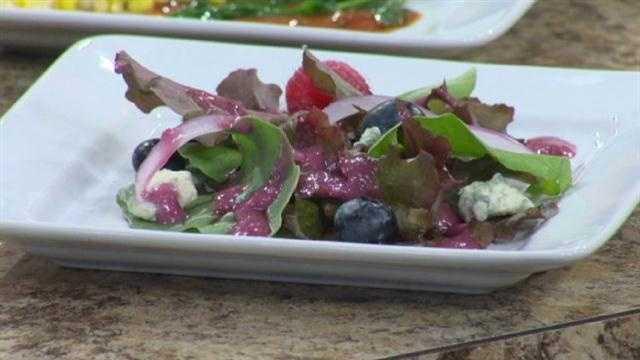 Sunday Brunch Roasted Beet Salad