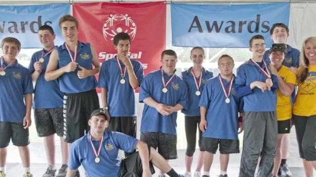 Pairing traditional athletes with Special Olympic athletes is improving the lives of students who taking part in Anne Arundel County's Unified Sports Program and one high school in particular has taken the lead.