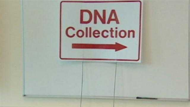 Court Police can take DNA swabs from arrestees