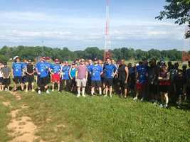"""""""It's been amazing, the community support. Our synagogue, the high school that he went to, and Towson University have been fabulous through all of this. Gilad's best friend's sister, Hillary, put together a 5K run to raise money,"""" said Rene Nissim, his mother."""