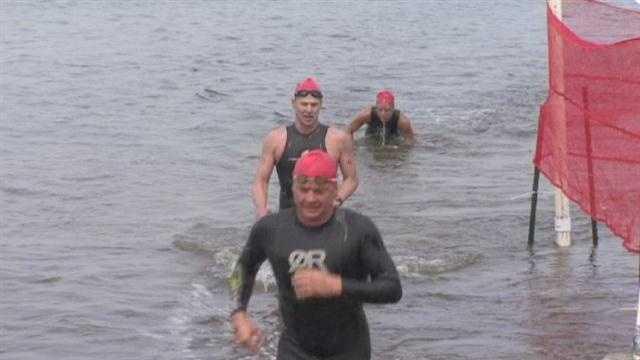 Chesapeake swim