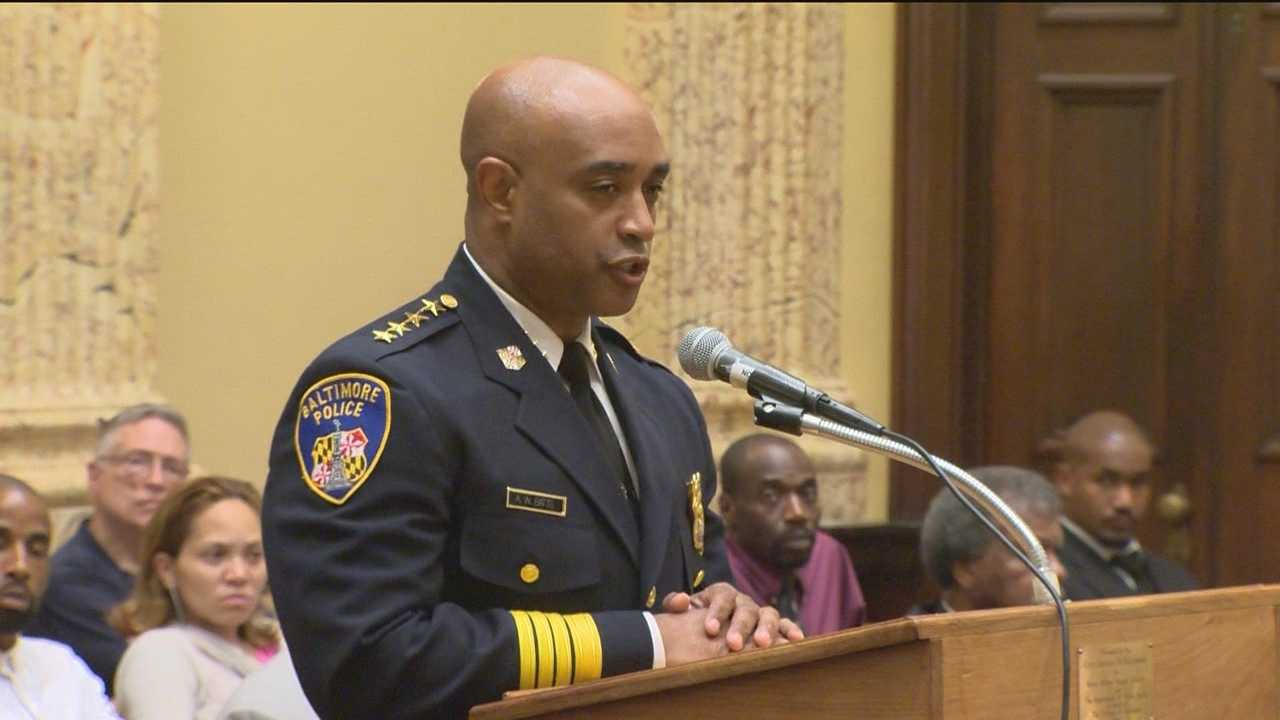 Batts testifies about crime strategy at city hearing