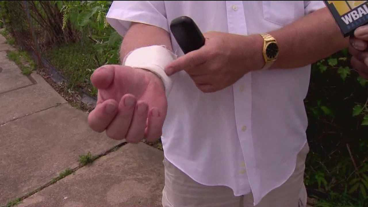 Brooklyn Park man stabbed in attack