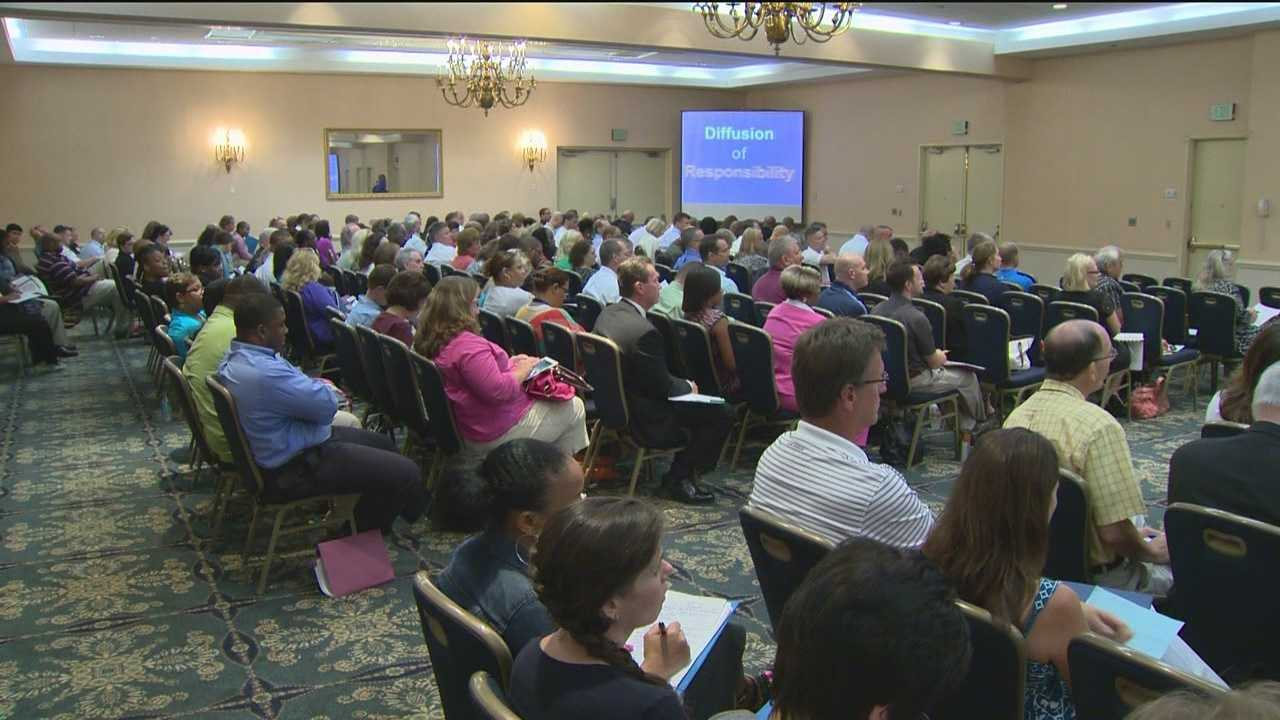 Conference shares tips to fight bullying