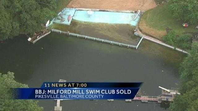 Milford Mill Swim Club