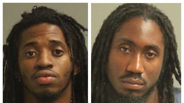 Mugshots: Tyrone Eugene Johnson, William Ashley Johnson