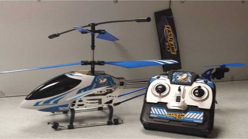 Toys R Us helicopter recall