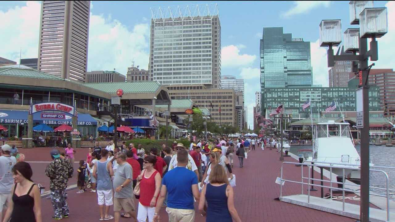 Police plan heavy presence at Inner Harbor for July 4