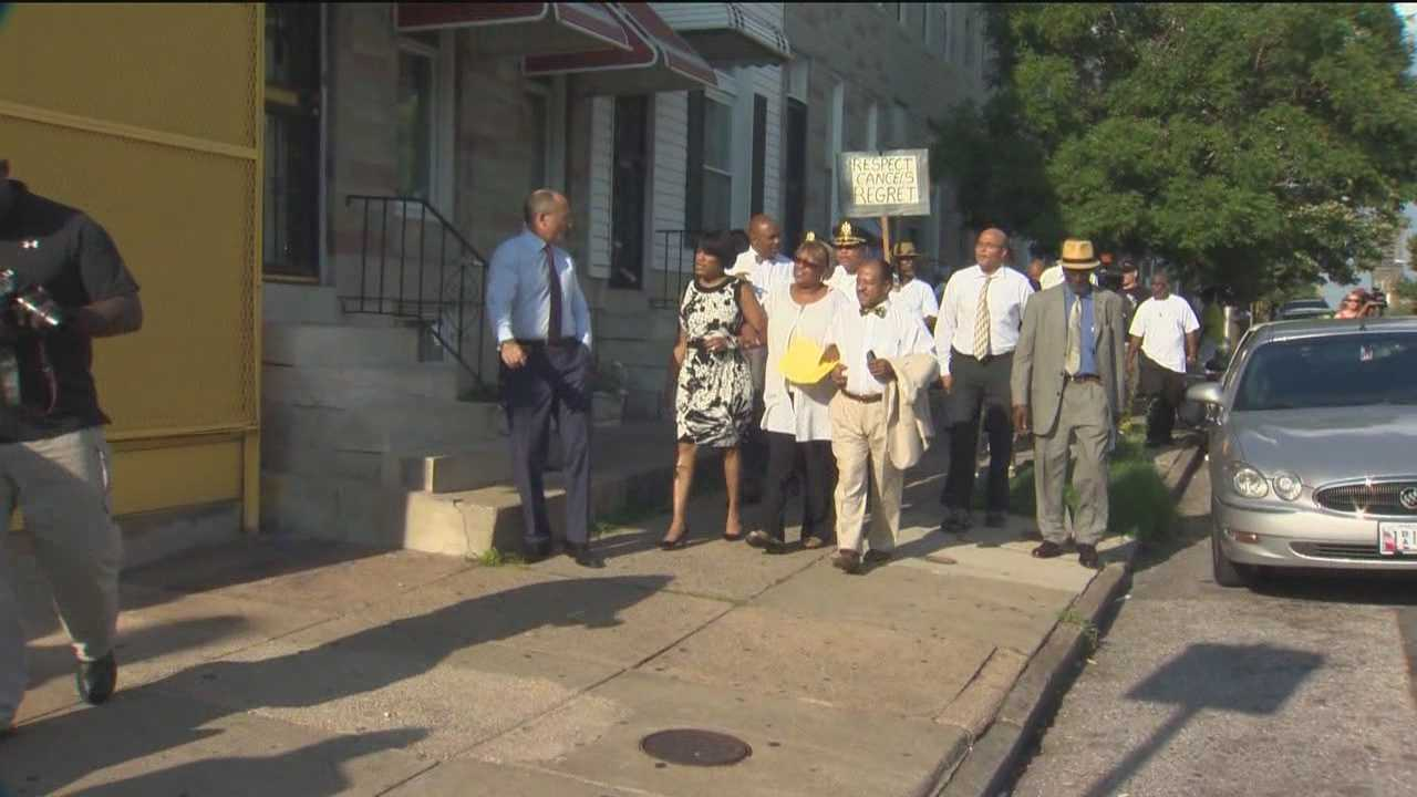 City leaders: United front needed to fight violence