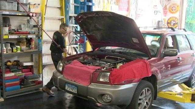 Sisson St. Auto rebuilds