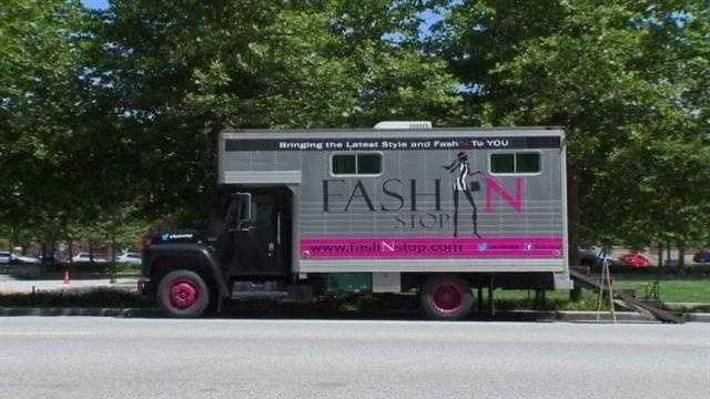 Local business makes fashion mobile
