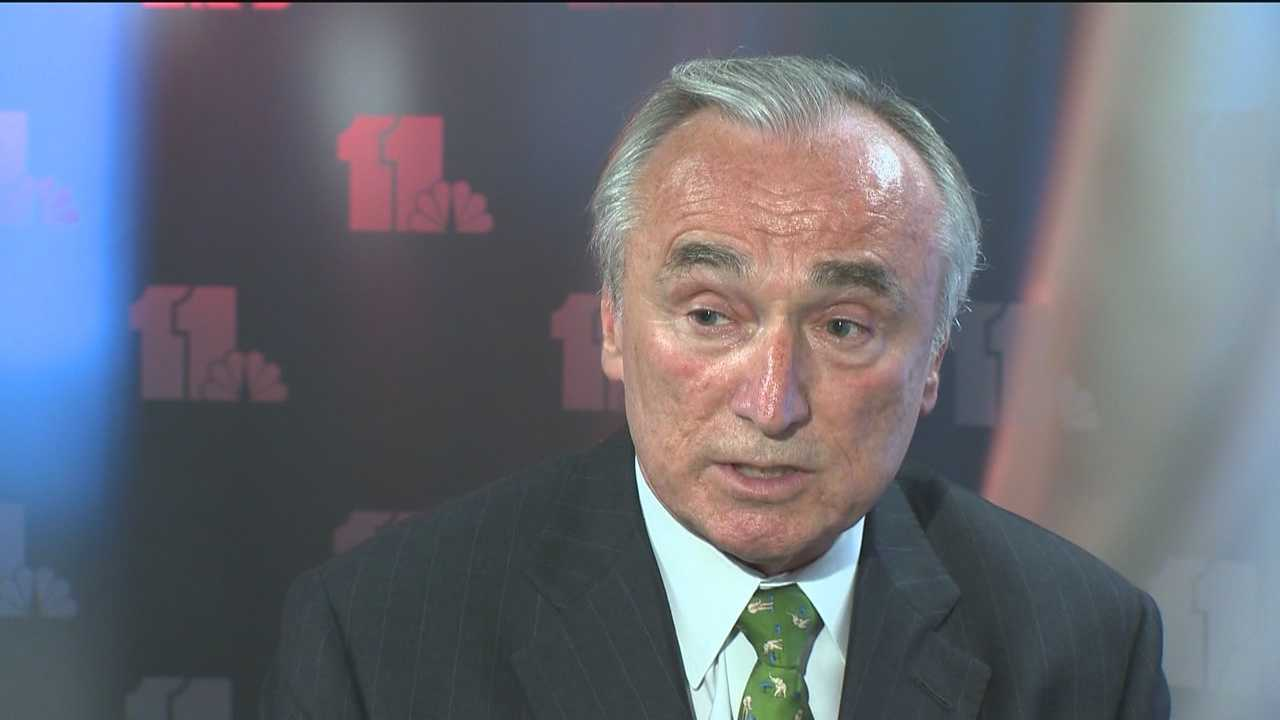 Bill Bratton to review BPD budget, operations