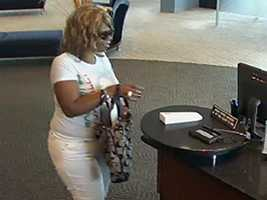 """The FBI has joined Howard County police in the search for a serial bank robber they have dubbed """"The Wigged Bandit."""""""