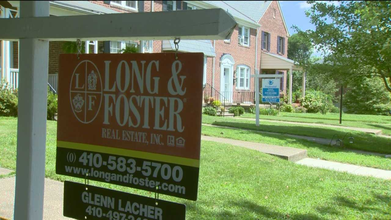 Md. home prices mimic national upward trend