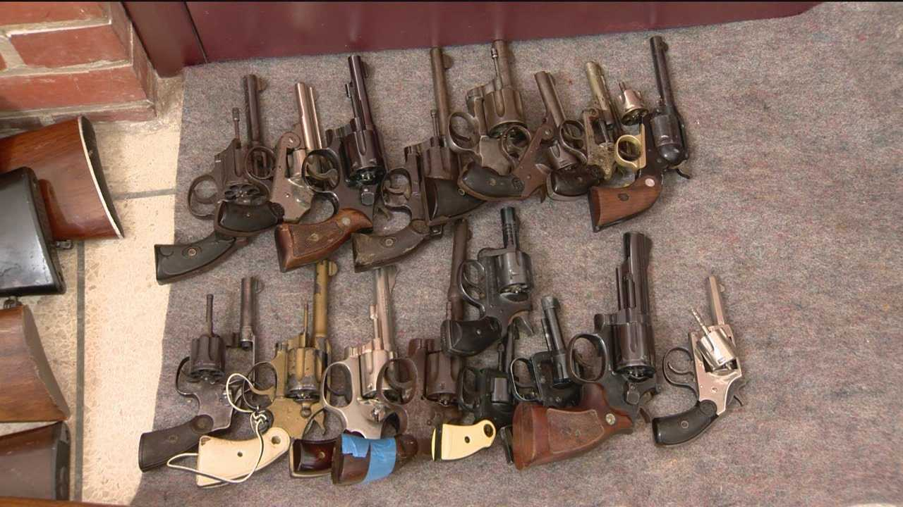 All around Maryland, the volume of shooting-related incidents has reinvigorated gun buyback programs, but is exchanging cash or goods for weapons, often with no questions asked, really making a difference? The 11 News I-Team's Deborah Weiner takes a look.