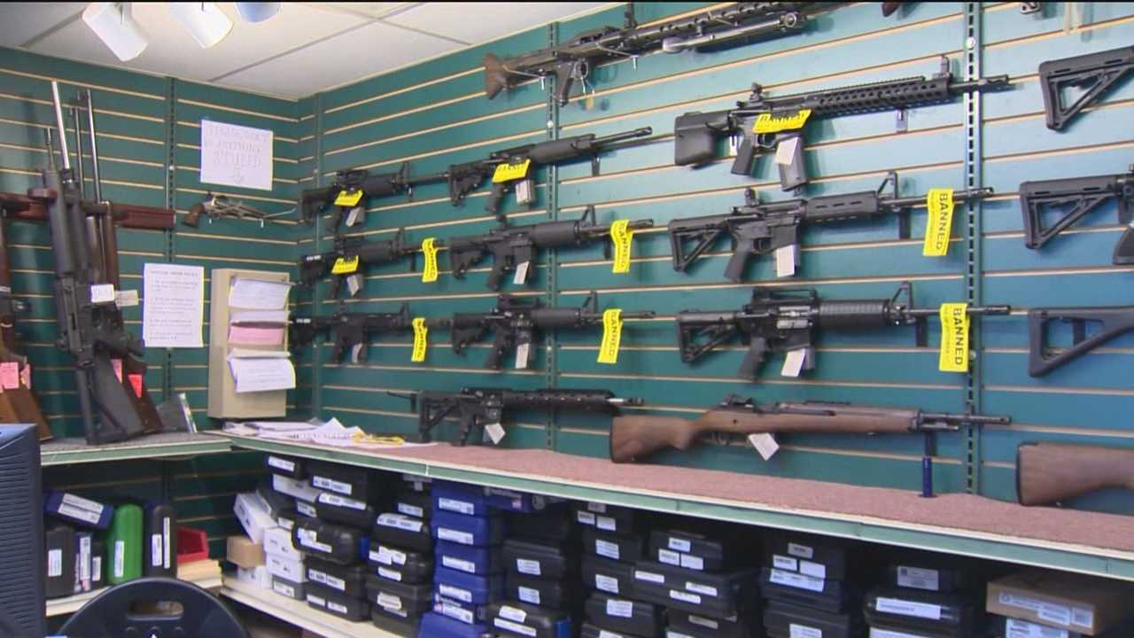 A temporary solution to a massive backlog of gun background checks was offered to Maryland State Police and made its way all the way to the governor's office, but it stopped there.