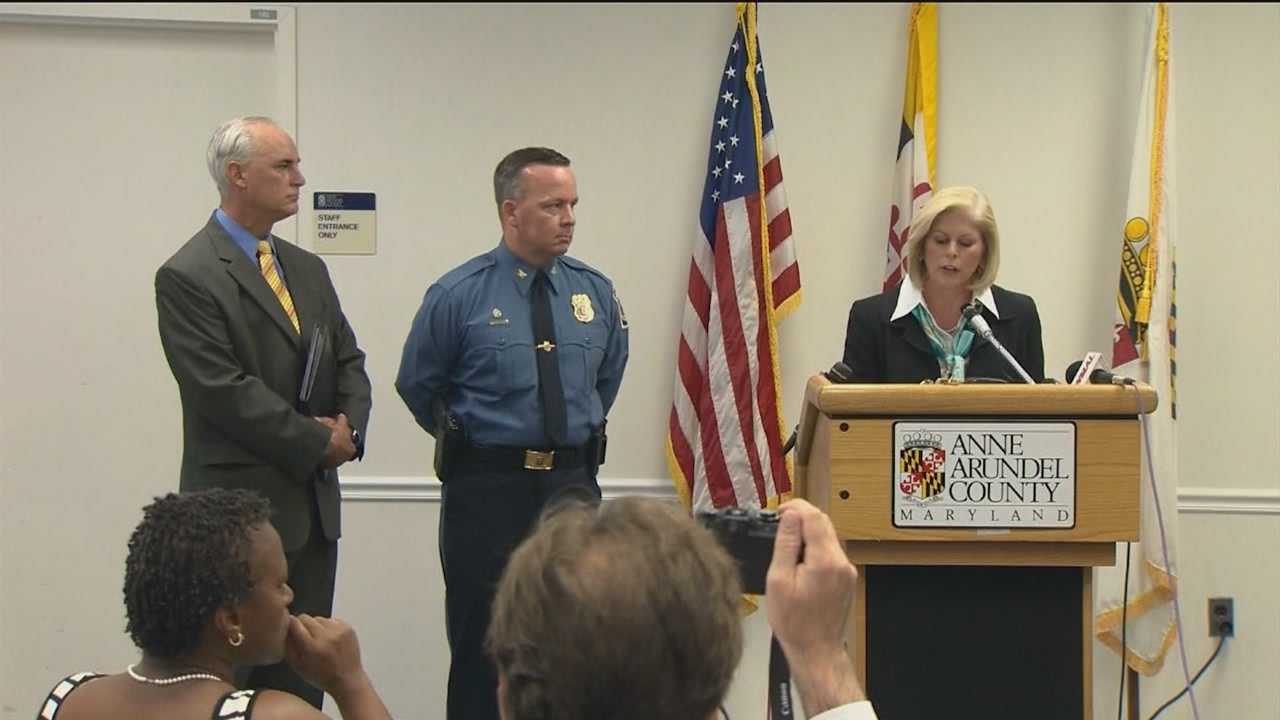 Findings released on Anne Arundel County police