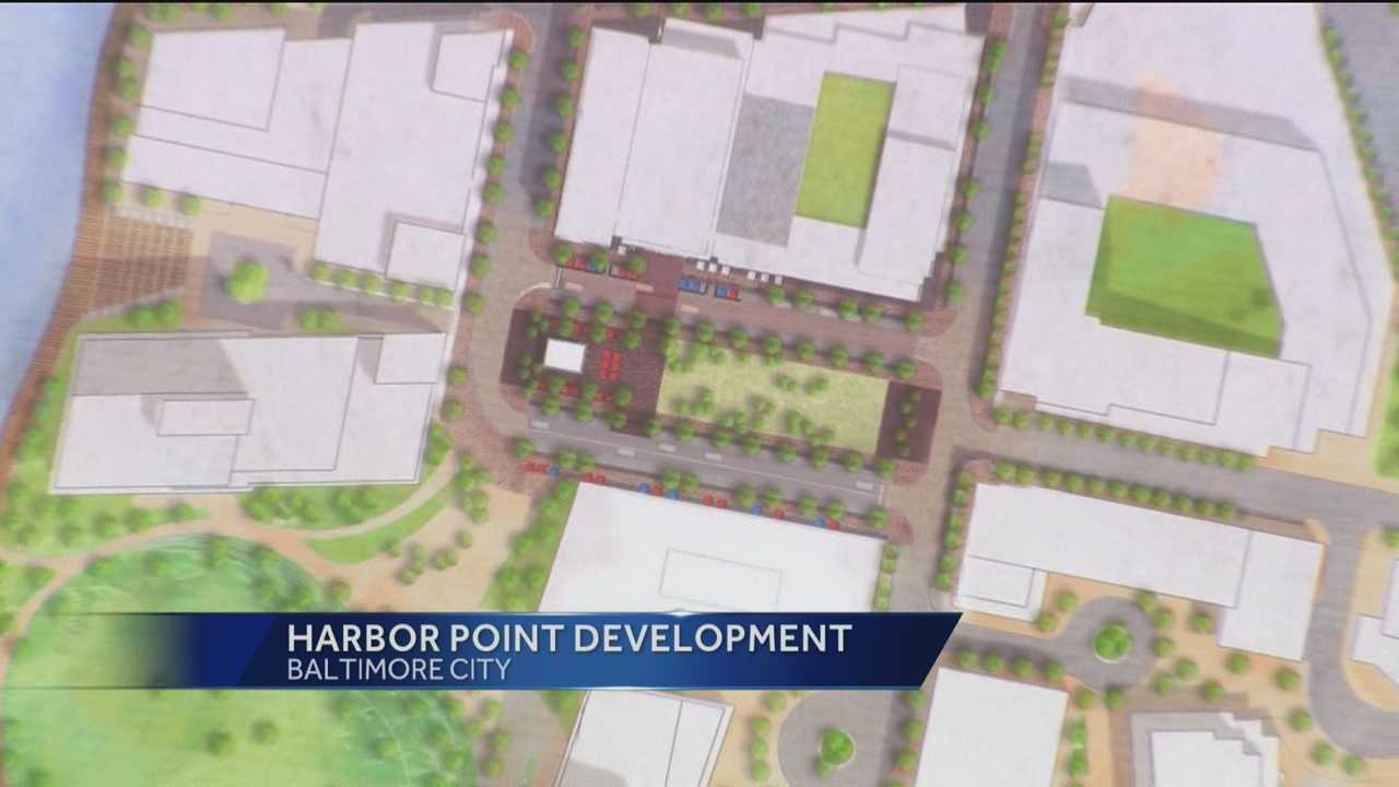Harbor Point expansion project