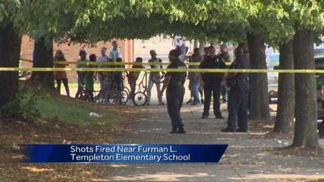 Templeton school lockdown