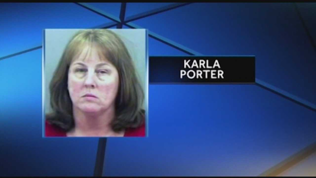 Jury finds Karla Porter guilty in murder-for-hire case