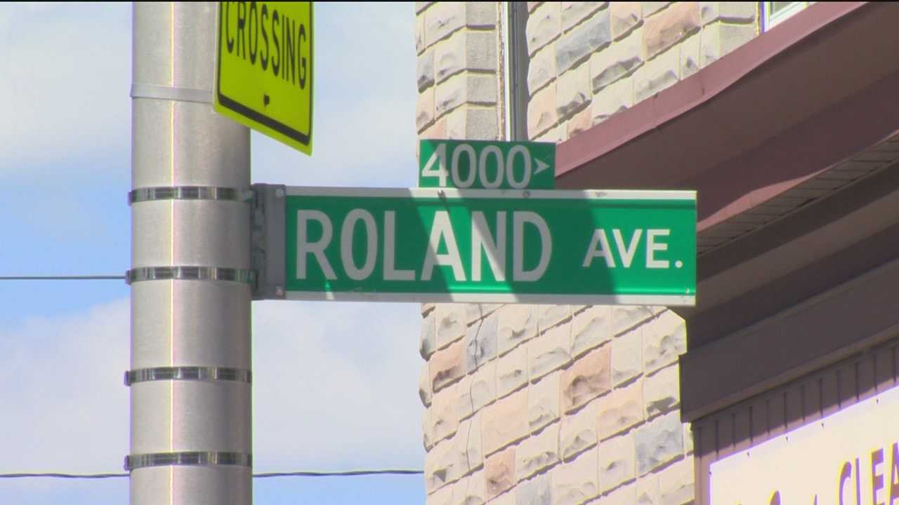 Man injured in Roland Park shooting
