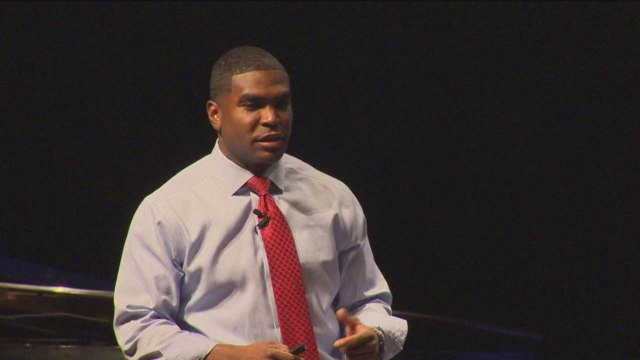 Superintendent Dallas Dance promotes back-to-school initiative