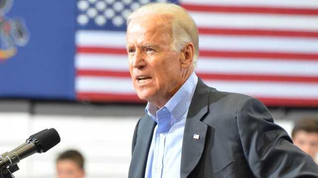 Joe Biden in Scranton