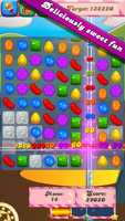 Candy Crush Saga ranks second