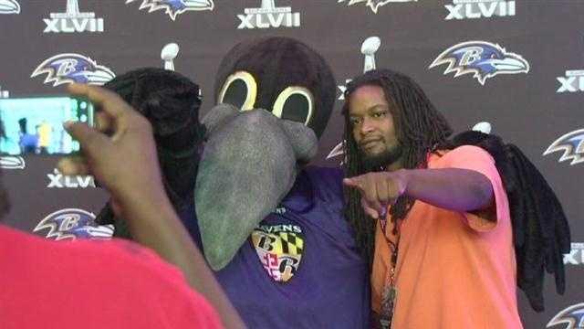 Ravens film viewing