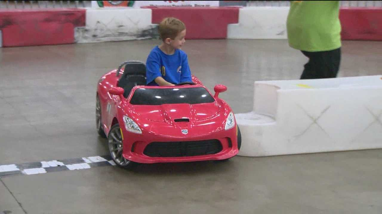 Family-friendly events added to the Grand Prix of Baltimore make for an event for all.