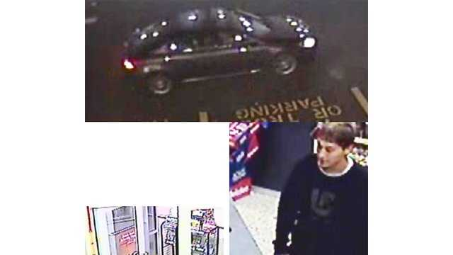 Stolen credit card suspect photo
