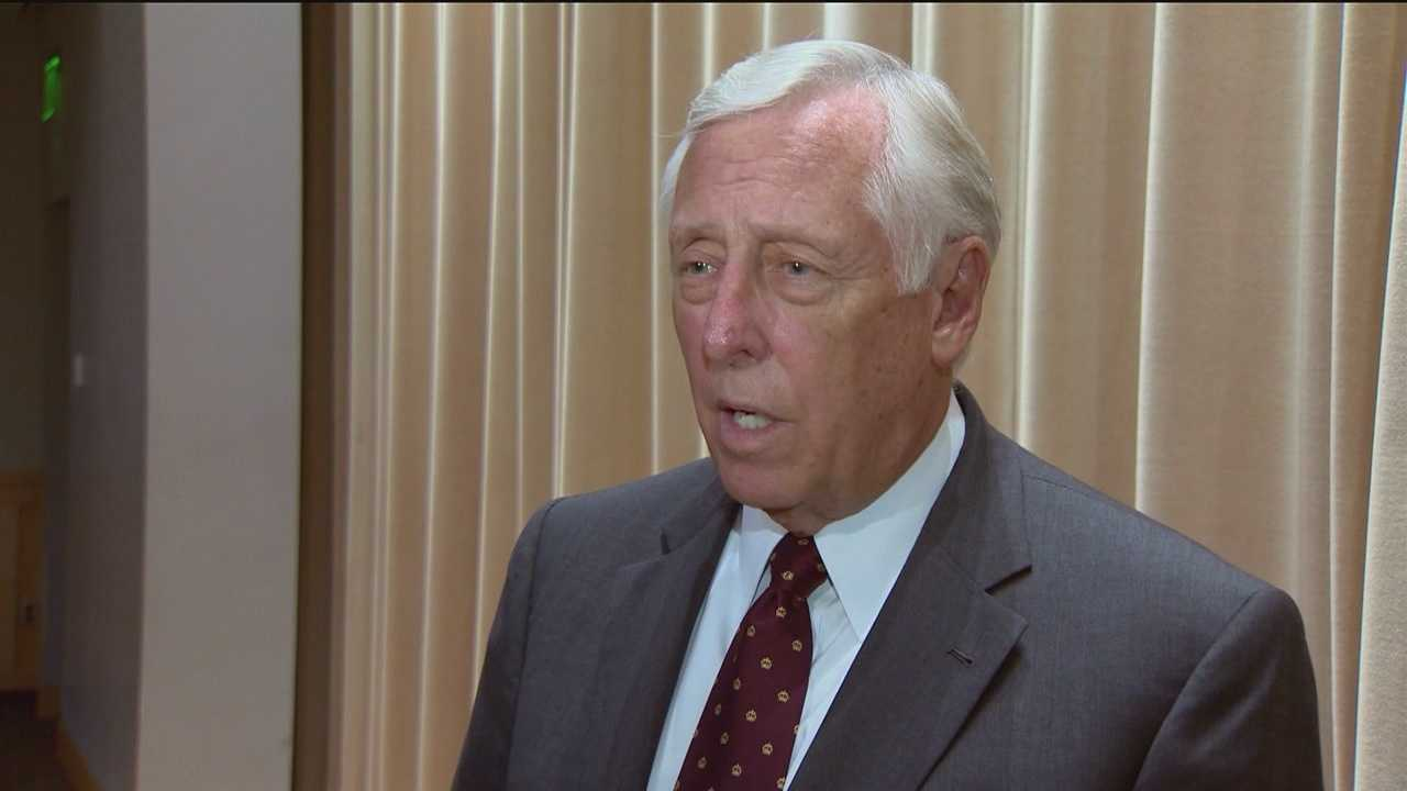 Maryland lawmaker backs president's stance on Syria