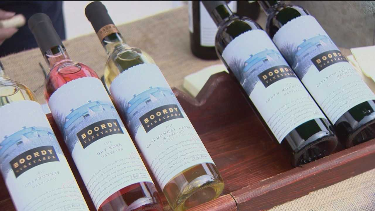 Boordy Vineyards unveils new production facility