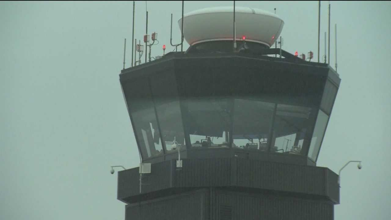 BWI lightning strike shuts down flights for hours